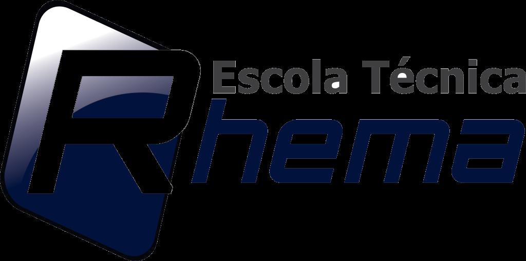Logo da Escola Técnica Rhema, Curso de Técnico em Transações Imobiliárias