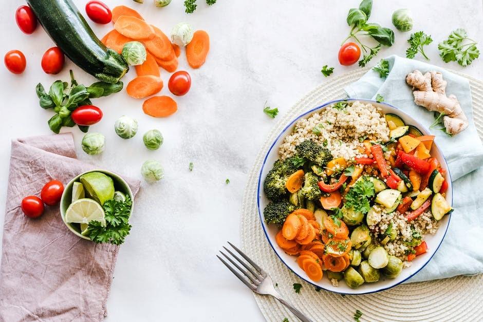Um prato saudável e com alto teor nutricional